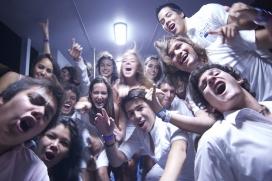 Un grup de joves. Font: Pixabay
