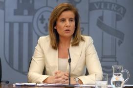 Fàtima Bañez, Ministra de Treball