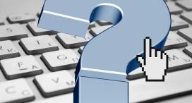 Les organitzacins poden fer arribar els seus dubtes i qüestions a través d'Internet.