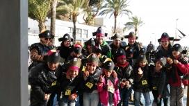 Hi ha un treball coordinat amb els diferents agents que treballen al barri de Sant Joan - Foto: Fundació SER.GI