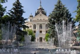 La ciutat eslovaca de Kosice.
