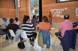 Persones participant a una activitat de La Troca
