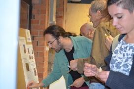 Participant al procés participatiu de La Troca