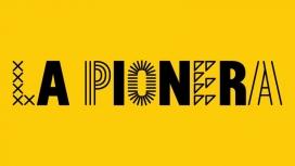 Identitat visual de La Pionera, el nou espai de promoció socioeconòmica.