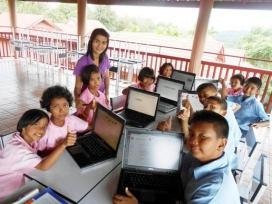 1.171 escoles d'arreu del món s'han beneficiat d'aquesta iniciativa