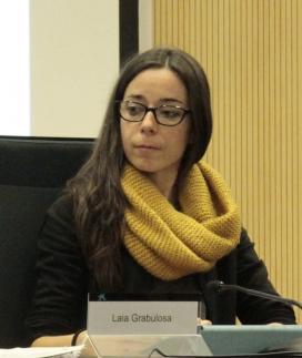 Laia Grabulosa, directora de La Confederació.
