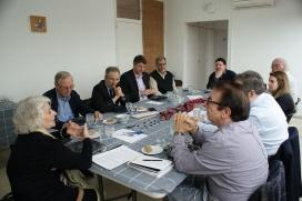 La preparació del III Congrés ha comptat amb diverses reunions prèvies - Foto: edificarlapaz.org