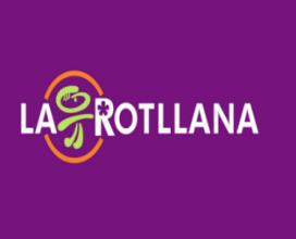 Logotip Associació la Rotllana.