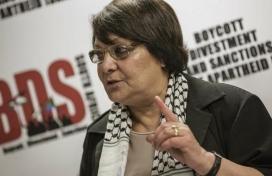 Leila Khaled, activista palestina (font: Palestinalibre.org).