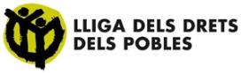 Logo de la Lliga dels Drets dels Pobles. Font: LDDP