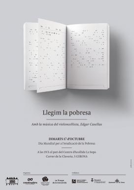 Pobresa Zero, Girona, ONG, desigualtat,