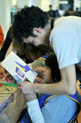 Lleure inclusiu. Font: Juanita Alliende (Flickr)