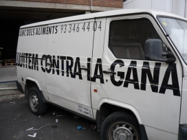 Lluita contra la gana. Font. Barcelona.cat (Flickr)