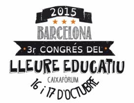 Logo del 3er Congrés del Lleure.