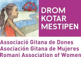 El logotip de l'associació Drom Kotar Mestipen