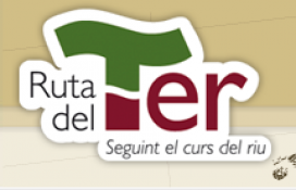 Logotip de la Ruta del Ter / Font: Ruta del Ter