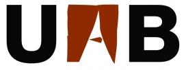 Logotip de la universitat que impulsa el postgrau. Font: UAB