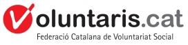 Logotip Federació Catalana de Voluntariat Social