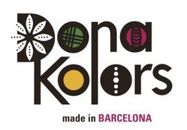 Logo de Dona Kolors. Font: Dona Kolors