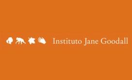 Logo de l'Institut Jane Goodall.