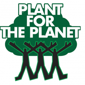 Logo de Plant for the Planet. Font: Youtube
