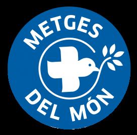Logotip de Metges del Món. Font: MdM