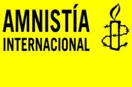 Logo d'Amnistia Internacional.