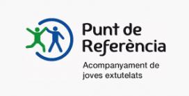Logotip de Punt de Referència.