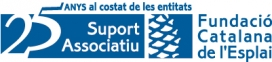 Logo de 25 anys de Suport Associatiu