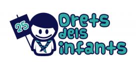 Campanya per reivindicar els Drets dels Infants de MEG.