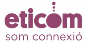 Eticom-Som Connexió, són dos moviments que s'han fusionat en una cooperativa sense ànim de lucre.