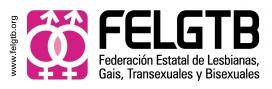 El logotip de la FELGTB. Font: FELGTB