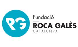 Logotip de la Fundació Roca i Galès