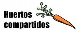 """Logo de """"Huertos compartidos"""""""