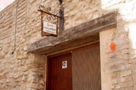Façana d'un alberg de Catalunya