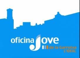 Logotip de l'Oficina Jove de la Garrotxa extret d'un cartell