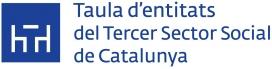 El logotip de la Taula del Tercer Sector Social. Font: Taula del Tercer Sector Social