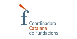 Logotip de la Coordinadora Catalana de Fundacions-CCF. Font: CCF