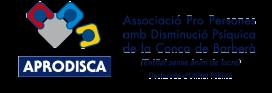 Logo d'Aprodisca. Font: Aprodisca
