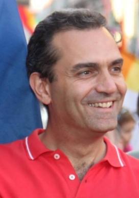Luigi De Magistris, alcalde de Nàpols, serà present a la jornada (imatge: Luigi De Magistris)