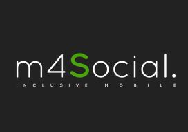 m4Social és una iniciativa que fomenta el valor social del mòbil per a persones i comunitats.