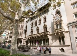 El Palau Macaya de Barcelona on tindrà lloc la jornada.