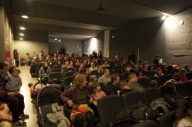 Mostra d'Animació i Curtmetratges de Cassà de la Selva (del 3 al 5 de febrer).