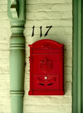 Bústia de correu tradicional. Font: Cindy Cornett Seigle (Flickr)