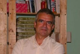 Manel Calbet, director de Ràdio Televisió de Cardedeu. Font: RTVC