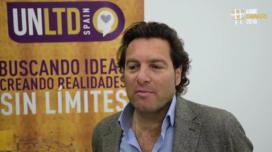 Manuel Lencero, CEO d'UnLtd Spain, explica en un vídeo en què consisteix el programa