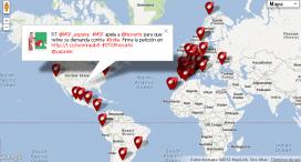 Mapa Metge Sense Fronteres i Novartis