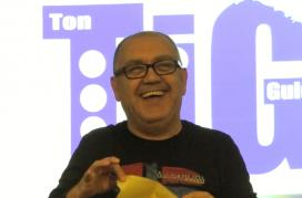 En Marcel·lí, coordinador del centre Ton i Guida
