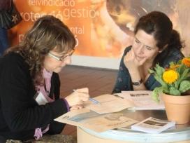Reunió celebrada durant una de les edicions del Marketplace.