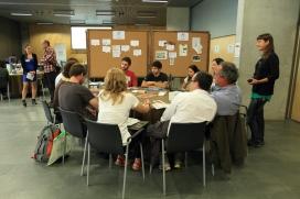 La jornada crearà moments i espais de trobada en els que poder conèixer projectes i oportunitats de col·laboració (imatge: tandem.cat)